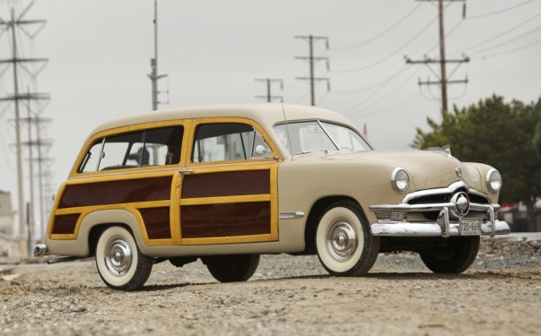 1950 Ford Country Squire