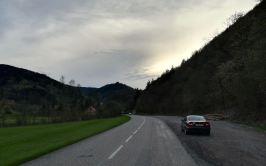 Some lovely Alsatian roads.